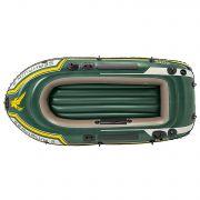 Лодка Seahawk 200   236*114*41см весла+насос (59623,68612)¶