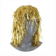 карн.парик мишура металлик 10цв.35см