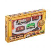 Ж/Д в наборе BOX 26*16*4 см. Play Smart Мини-поезд арт. 0623