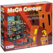 Мега гараж (с дорогой)
