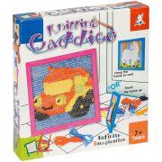 Машина для вязания BOX 22*22*4 см. Knitting Caddice арт. 211A/B