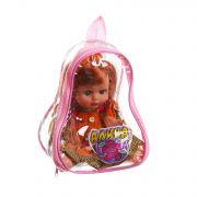 Кукла PLAY SMART Алина в сумке 21 см., IC рус. арт. 5142