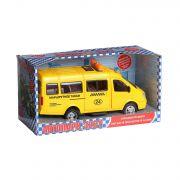 Инерц. маш. Play Smart BOX Автопарк, микроавтобус в ассортименте, BOX 23x12x11см, арт.9098-E