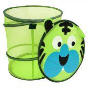 Контейнер для игрушек Тигр/Мишка 38х45см