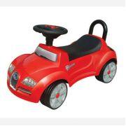 Каталка - машинка со спинкой красно-черная , арт. HD3667