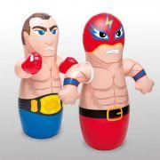 Надувные игрушки, боксерские груши 91см от 3 лет 2 вида