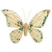 н.г.бабочка 20х13,5см в пак 4цв.