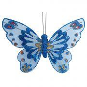 н.г.бабочка 16х10,5см в пак 4цв.