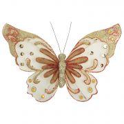 н.г.бабочка 21х14,5см в пак 3цв.
