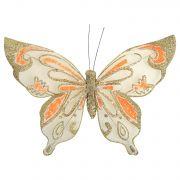 н.г.бабочка 23х16см в пак 2цв.