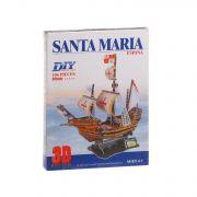 Пазл 3 D Парусник 106 дет. BOX 25*3*31,5 см. арт 2803E