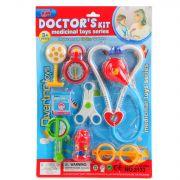 Набор доктора (8пр) CRD 38*28см, Doctor's kit,2в, арт.3133