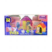 Набор игровой животн. с куклой  House Party, BOX 29x13x10 см, 3 вида, арт.093001ABC.