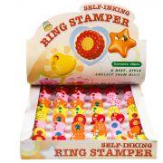 Игр. печать Ring Stamper, D/B 48шт, арт.DB-406