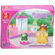 Констр. SLUBAN пласт.разобр.BOX Розовая мечта 29 дет, 11*8*3см, арт. M38-B0237R.