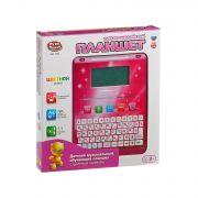 Обуч.планшет русско-англ. Play Smart, с цвет.экраном, 25,5*28*3,5см, BOX, арт.7323