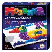 2002 Мозаика d10+d15+d20/6цв/270шт/2поля/280х280х40