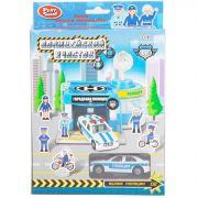 Игр.набор Полицейский участок 0897 Play Smart BOX 22,5х6х5хсм