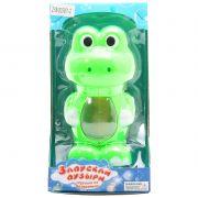 Запускай пузыри, лягушка игрушка на батарейках, музыка,свет,арт.ZYB-B0390-2