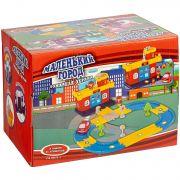 Игровой набор, Маленький город(пожарная охрана),26 элем., ВОХ 24,5х17х18,5 см, арт. ZYB-B0872-3.
