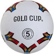 Мяч футб. №5 резин., белый с рисунком, арт.RS24