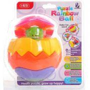 Головоломка шар Puzzle Rainbow Ball PVC 23х19х12 см.,арт. YC-9989B ( без муз.)