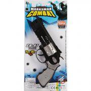 Игр. оружие CDR 31х15 см Револьвер серебристо-черный, арт. 1021