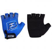 Перчатки STG мод.802 с защитной прокладкой,застежка на липучке,размер M,синие