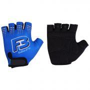 Перчатки STG мод.802 с защитной прокладкой,застежка на липучке,размер L,синие