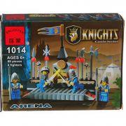 Констр.ENLIGHTEN пласт. разобр. BOX 19х14х4,5см, рыцари, арт. 1014.