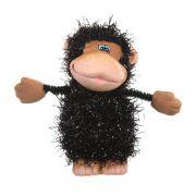 керам.фигурка обезьянка  5,3х5,3х10,3см 2в.