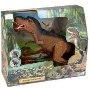 Динозавр на бат.,движ.,свет,звук, ВОХ 37х12х30,5 см, арт.ZYB-B2332-3.