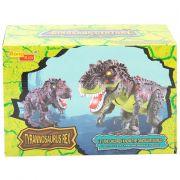 Игрушка на бат.динозавр,тираннозавр, ВОХ, арт. 6623.