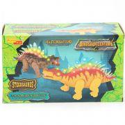 Игрушка на бат.динозавр,стегозавр, ВОХ, арт. 6638-1.