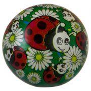 Мяч ПВХ Божья Коровка, 22 см, 80 гр., арт. C20400