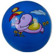 Мяч ПВХ Бегемот загорает, 22 см, 80 гр., арт. C20408