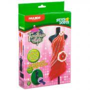 Набор Paulinda, Fashion style, с манекеном и массой для лепки, красный, арт. 081482-5