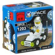 Констр. ENLIGHTEN пласт. Space Series, 35 дет., BOX 7*7*4,5 см., арт. 1203
