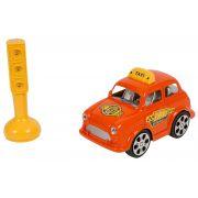 Игр.пластм. машина Такси на бат., светофор, свет, звук, BOX 14*8*7см арт.Q935-22