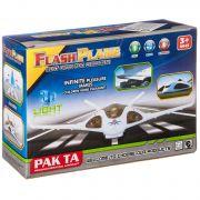 Игр. на батар. самолёт с 3D светом, ВОХ 27×42×10см, арт.038DR-3