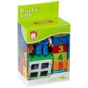 Констр. пласт. крупн. детали Bricks sets, BOX 10x13x5,5см, арт.C2314.