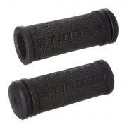 Грипсы HL-G92-1 BK  88 мм, черные