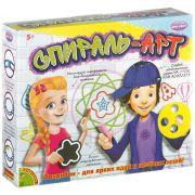 Набор для детского творчества от Bondibon,Спираль-арт, арт 20150907022