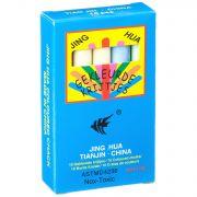 Набор цветных мелков, 10 шт, 8,2х1,05х0,8 см., CRD, арт. 0110C