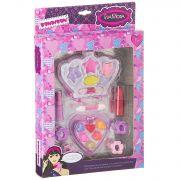 Набор детской декор. косметики Bondibon Eva Moda, BOX 24*15,5*2,5 см; корона с тенями для век 4 отте