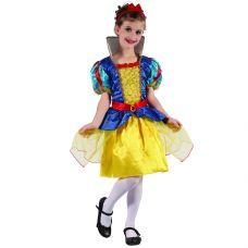 костюм принцессы 4-6 (110-120см) grt-Е96497 Snowmen 1 588 р. Костюмы и аксессуары детские