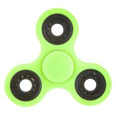 СПИННЕР пластик неон зеленый Neon Fidget Spinner-Green Color PACK 9х9*1,1 см. grt-Н86858 261 р. Волчки, спиннеры, юлы, пружинки
