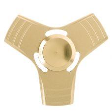 СПИННЕР метал золотой Alloy Fidget Spinner- Gold Color PACK 6*9*1.8 см. grt-Н86866 510 р. Волчки, спиннеры, юлы, пружинки