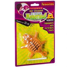 Чудики Bondibon Шар надувной «ЛЕТАЮЩИЕ ЖИВОТНЫЕ» тигр, BLISTER CARD 15,2x5х22,9 см grt-ВВ2484 Bondibon 174 р. Надувные игрушки и водяные бомбочки