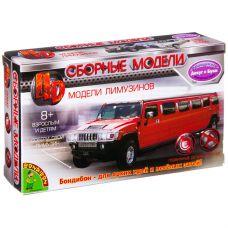 Сборная 4D модель автомобиля, Воndibon, ВОХ 14х3х8 см. grt-ВВ2526 Bondibon 80 р. Bondibon 4D-модели